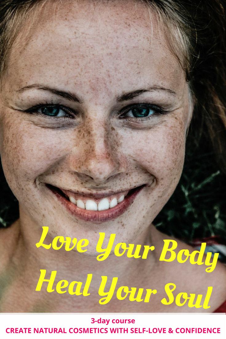 Anca Stefania Iorgulescu MahaMayaNaturals Course love Your Body Heal Your Soul